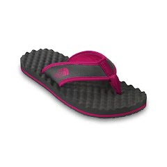 The North Face Women's Base Camp Flip - Flop - Linaria Pink / Fusch
