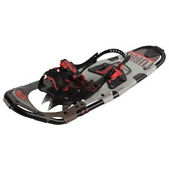 Tubbs Snowshoes Men's Mountaineer Backcountry Snowshoe - Brown / Red