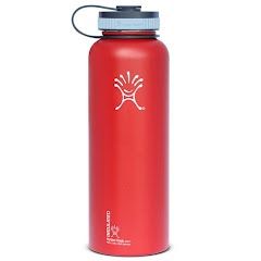 Hydro Flask 40 Oz Wide Mouth Vacuum Insulated Stainless Steel Water Bottle - Pinkadelic