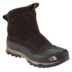 The North Face Men's Snowfuse Pull On Winter Boot - Demitasse Brown / Dune Beige