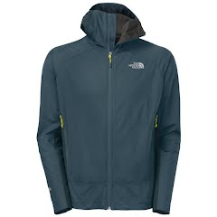 The North Face Men's Alpine Project Hybrid Hoodie - Conquer Blue