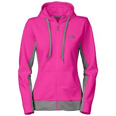 The North Face Women's Fave - Our - Rite Full Zip Hoodie - Tnf Black