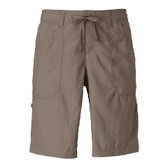 The North Face Women's Horizon Sunnyside Short - Weimaraner Brown