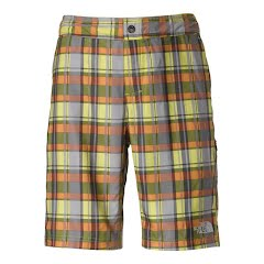 The North Face Men's Pacific Creek Print Board Short - High Rise Grey