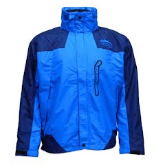 M T Mountaineering Men's Andes System Jacket - Blue / Navy
