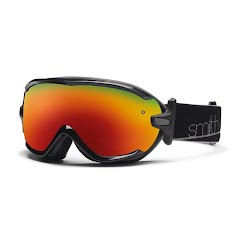 Smith Women's Virtue Snow Goggle - Black With Red Sensor