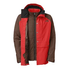The North Face Men's Pike Triclimate Jacket - Utility Brown