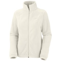 Columbia Women's Benton Springs Full Zip - Emerald