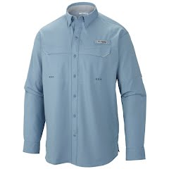 Columbia Men's Low Drag Offshore Long Sleeve - 728amber