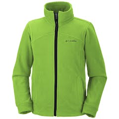 Columbia Youth Boy's Techmatic Fleece - Wham
