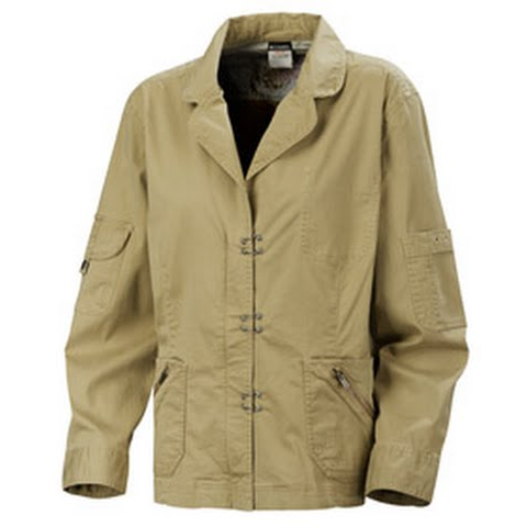 Columbia Womens Alderdale Shirt Jacket -Suede