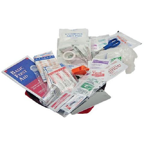 Product image of Lifeline Wilderness 110 Piece First Aid Kit