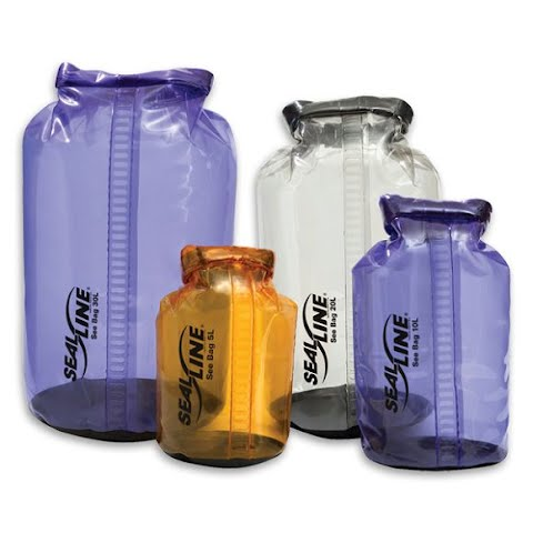 Product image of Seal Line See Bag 10l - Blue Tint