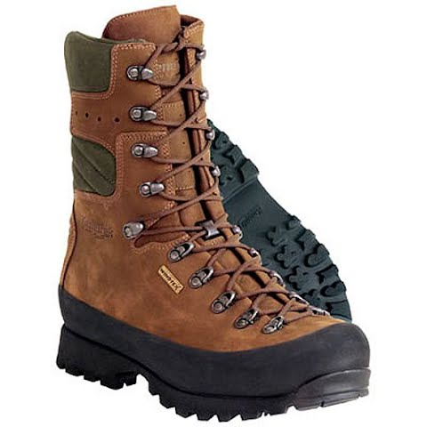 Kenetrek Mens Mountain Extreme 400 Hunting Boots – Brown
