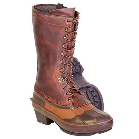 Image of Kenetrek Mens Cowboy 13 Inch Pac Boots - Leather