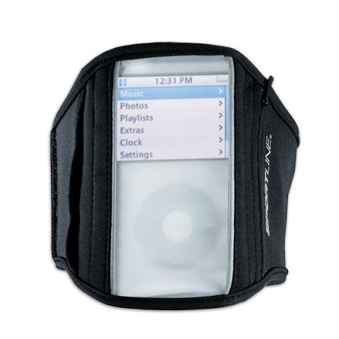 Sportline Sport Armband For Ipods - Black