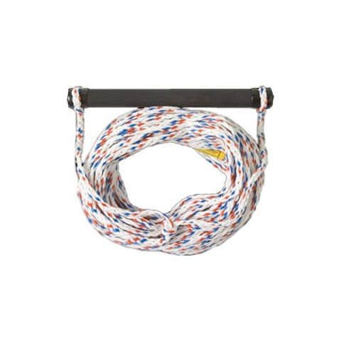 Image of Accurate Watersports Universal 100 Foot Sports Rope With 12 Inch Handle