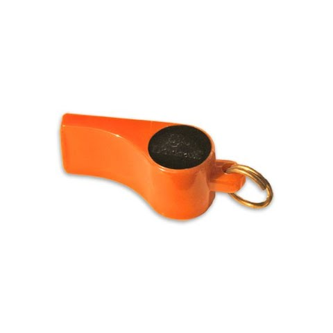 Image of Dokken Pro Training Whistle ( Orange )