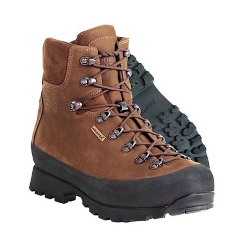 Image of Kenetrek Mens Hardscrabble Light Hunting Boots - Brown