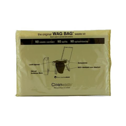 Cleanwaste Wag Bag 12 Pack