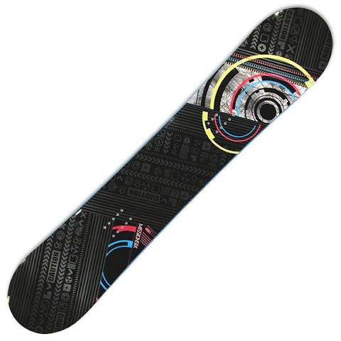 Product image of Mission Six Pursuit Sidewall Snowboard