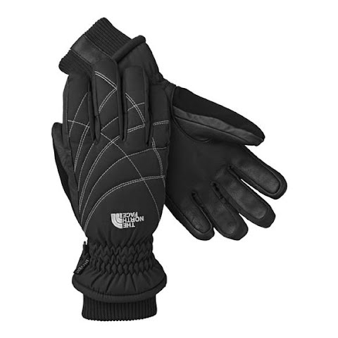 Image of The North Face Women's Purr Fect Gloves - Snow White