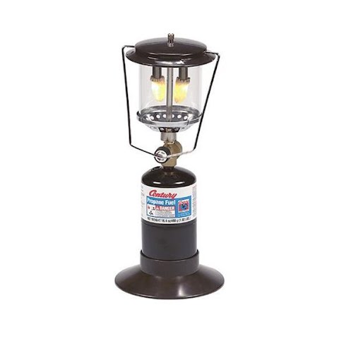 Product image of Century Double Mantle Propane Lantern