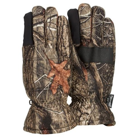 Huntworth Youth Insulated Hunting Glove - Oaktree thumbnail