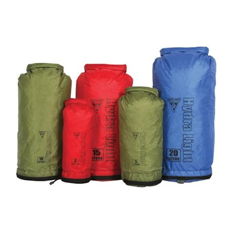 Product image of Seattle Sports Hydralight 15l Zip Away Stuffsack - Blue