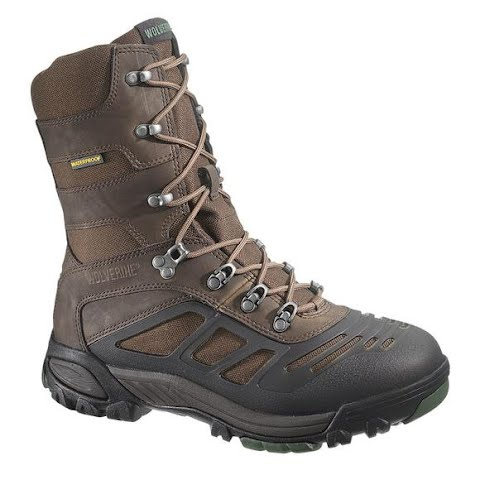 Wolverine Men ' S Espen 600gr Hunting Boot – Brown
