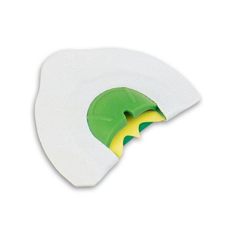 Primos Sonic Dome Double With Bat Cut Turkey Call