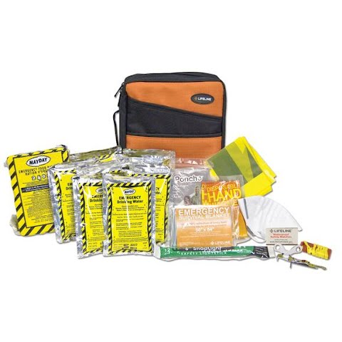 Image of Lifeline 1 Person 48 Hour Disaster Kit