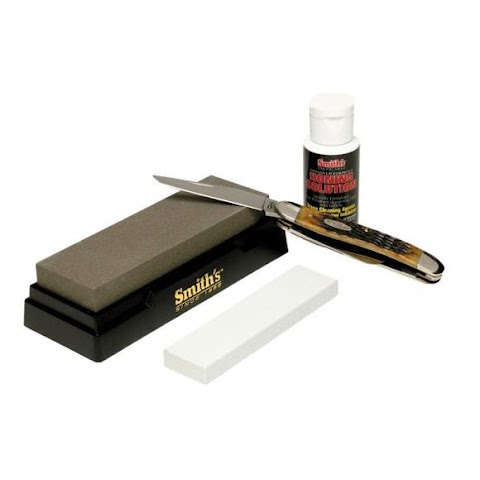 Image of Smith ' S Abrasives 2 Stone Sharpening Kit