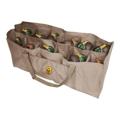 Hard Core 12 Slot Duck Bag
