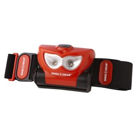 Product image of Swiss Gear I - Brite Headlamp - Red