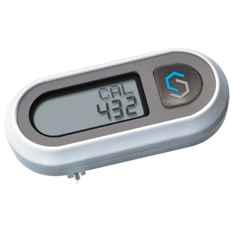 Product image of Sportline Sync Calorie Pedometer ( Wv3733wh ) - Grey