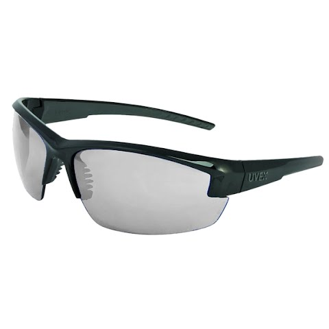 Image of Howard Leight Uvex Mercury Shooting Glasses : Clear Lens