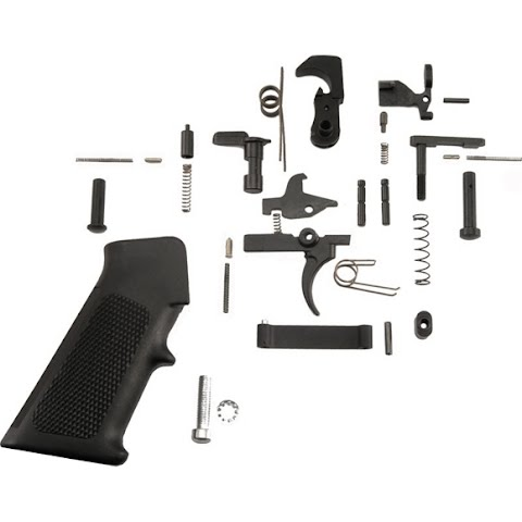 Image of Double Star Ar - 15 Lower Parts Kit ( Small Pin Ar270 )