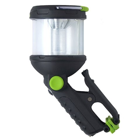Product image of Black Fire Clamplight Lantern