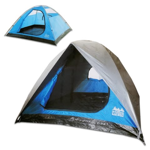 Product image of World Famous 3 Person Square Dome Tent