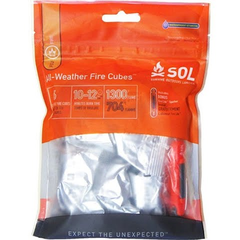 Product image of Adventure Medical Sol All - Weather Fire Cubes