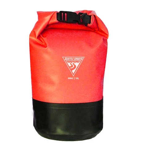 Product image of Seattle Sports Explorer Small Dry Bag - Red