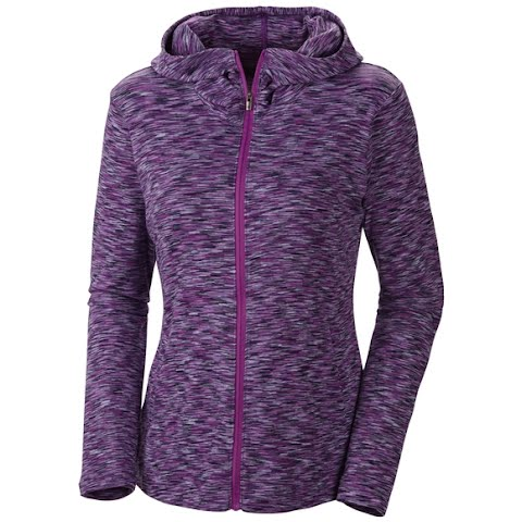 Product image of Columbia Women ' S Outerspaced Full Zip Hoodie - 426stormyblue