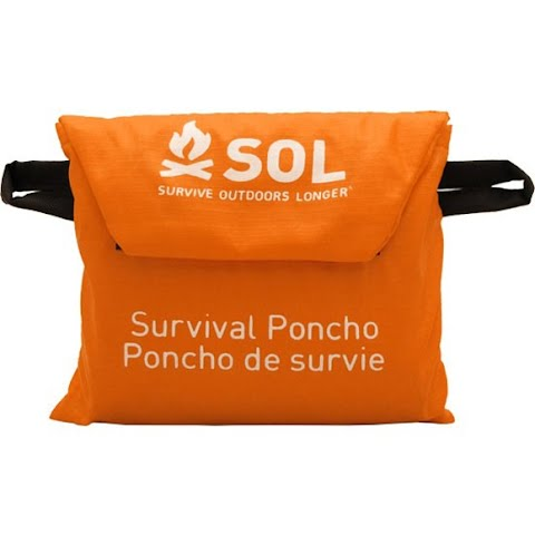 Product image of Adventure Medical Sol Survival Poncho