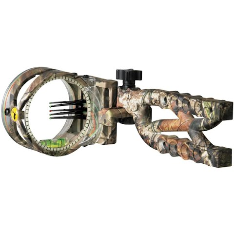 Image of Trophy Ridge Cypher 5 Bow Sight ( Camo )