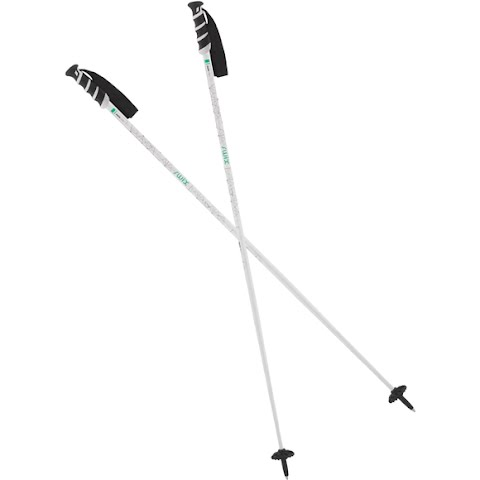 Product image of Swix Women ' S Techlite Aluminum Ski Poles - White