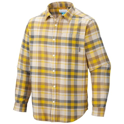 Product image of Columbia Men ' S Vapor Ridge Iii Long Sleeve Shirt - 469carbon