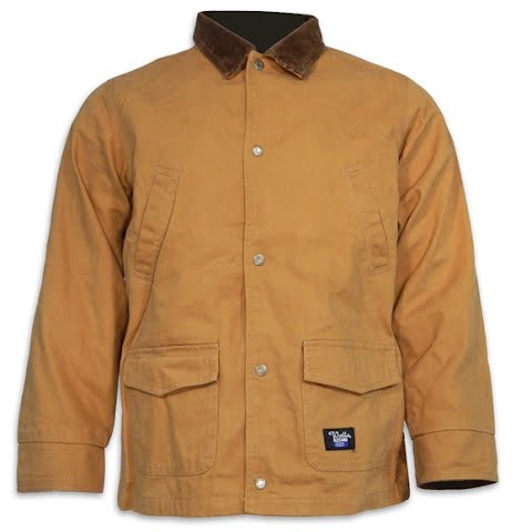 Product image of Walls Youth Flannel Barn Coat - Brown