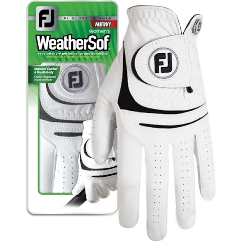 Image of Footjoy Women ' S Weathersof Golf Glove - Assorted Colors