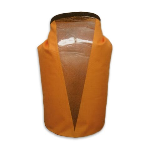 Product image of World Famous 25l Tpu Dry Bag With Window - Orange